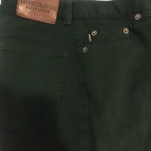 Ralph Lauren vantages high waist mom jeans
